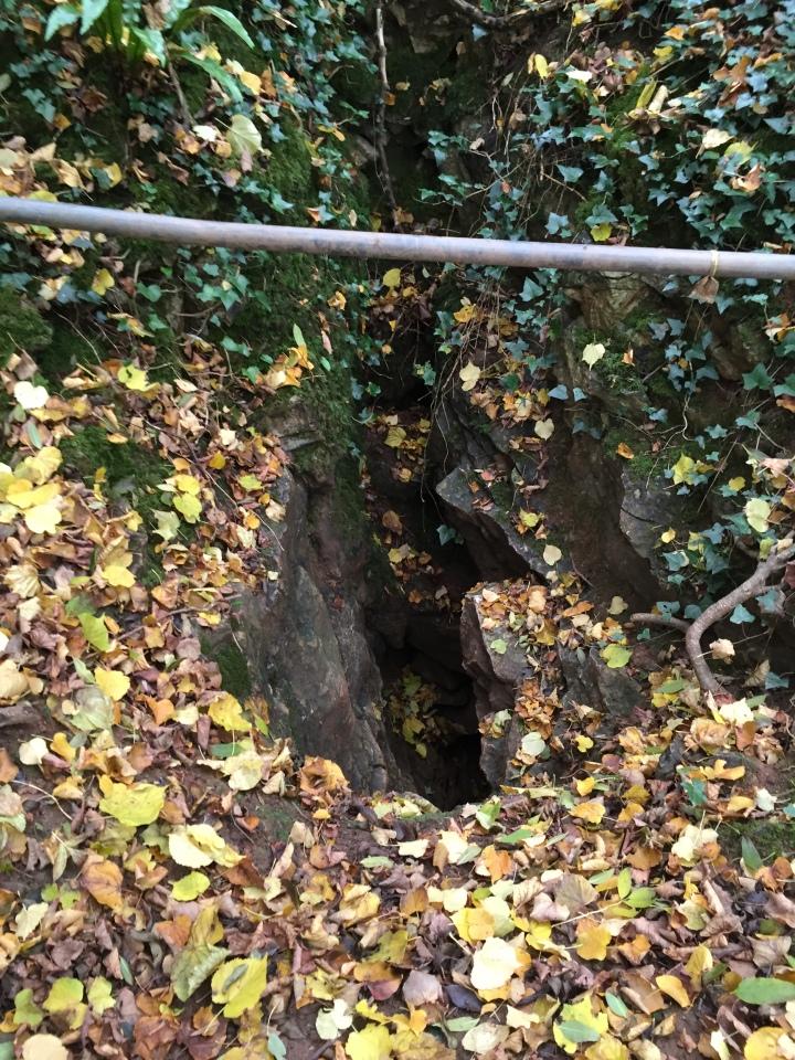 Mangle Hole