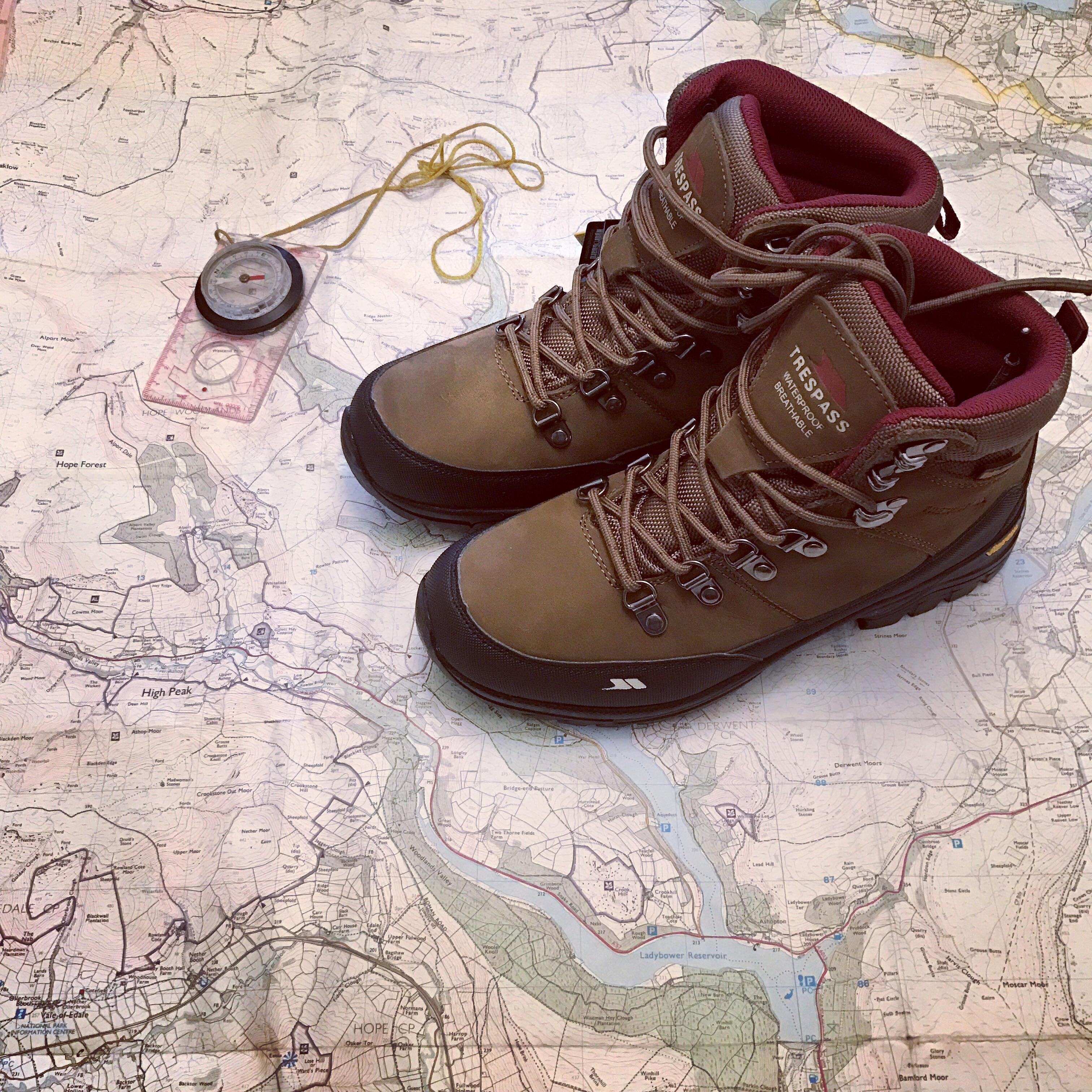 Trespass Women's Walking Boots Review