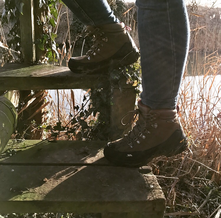 d3b59f122f9 Trespass Women s Walking Boots Review – Mud and Nettles